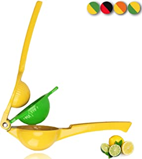 Yimobra Original Manual Lemon Squeezer,Hand Orange Citrus Lime Juicer Press Premium Quality Professional Kitchen