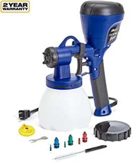 HomeRight C800971.A Super Finish Max Extra Power Painter, Home Sprayer HVLP Spray Gun for Painting Projects, Blue