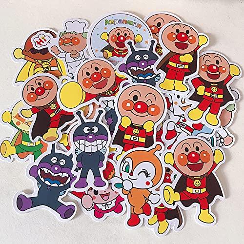 BUCUO Pegatinas de Pan de Superman con factura de Mano, Dibujos Animados Bonitos, animación nostálgica, Diario circundante, álbum, Equipaje, Pegatinas Impermeables