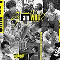 Stray Kids - I am WHO [I am ver.] (2nd Mini Album) CD+Photobook+3 QR Photocards+On Pack Poster+Folded Poster+Free Gift [並行輸入品]