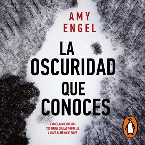 Couverture de La oscuridad que conoces [The Familiar Dark]
