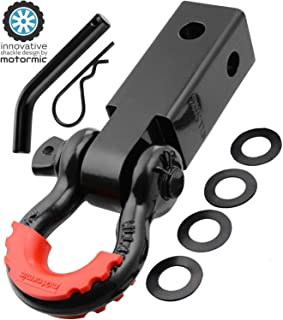 receiver hitch with clevis