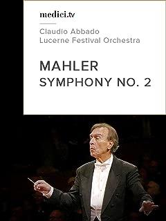Mahler, Symphony No.2 - Claudio Abbado, Lucerne Festival Orchestra