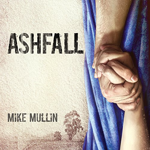 Ashfall audiobook cover art