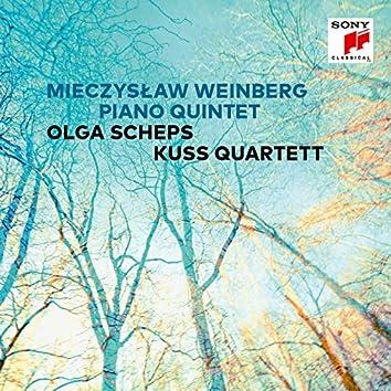 Mieczyslaw Weinberg: Piano Quintet, Op. 18