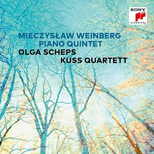 Olga Scheps & Kuss Quartett