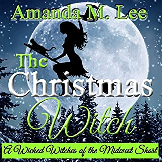 The Christmas Witch cover art