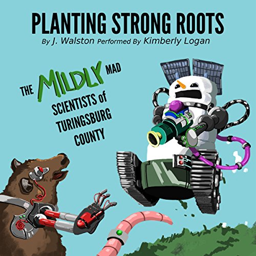 Planting Strong Roots audiobook cover art