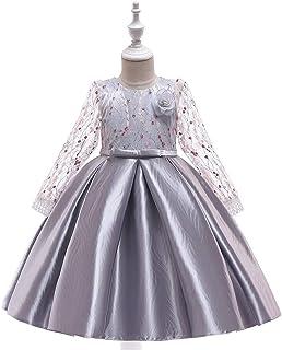 子供ドレス 女の子用 可愛いワンピース ベビードレス パーティードレス 発表会 卒業式 結婚式 こどもフォーマルドレス 入学式 七五三