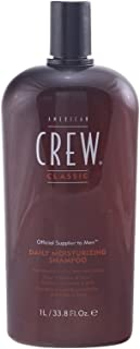 American Crew Daily Moisturizing Shampoo 33.8 Fl Oz