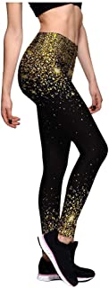 Women Digital Printing High Waist Stretch Strethcy Fitness Leggings Yoga Pant
