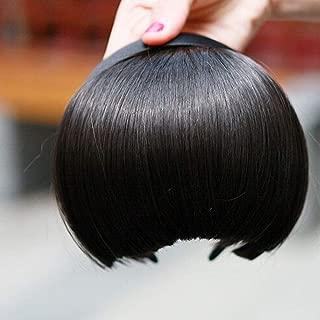 DAWEIF Front Hair Bangs Wig Headband Braids Hair Bands Women Fashion Hair Accessories