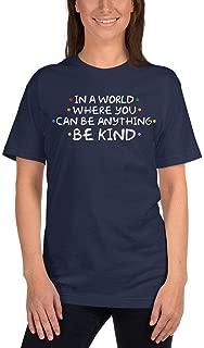 T shirt - Be Kind Shirt Kindness tshirt Teacher Shirts Anti Bullying outfit Mom tee Shirts Teacher Gift ideas Stop bullying Clothes Inspirational Grap
