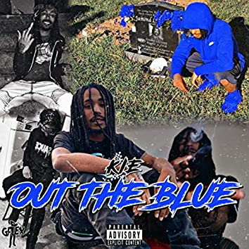 OUT THE BLUE