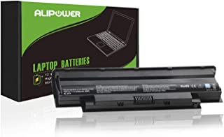 Alipower 6-Cell Laptop Battery Replacement Compatible with Dell J1KND Inspiron 3520 15R N5010 N5110 N5030 N5040 N5050 17R N7010 N7110 14R N4010 N4110 M5040 Vostro 3420 3450 3550-12 Months Warranty