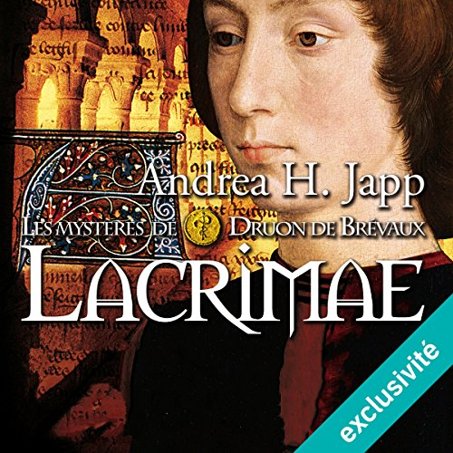 Couverture de Lacrimae (Les mystères de Druon de Brévaux 2)