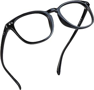 LifeArt Lunette anti-lumière bleue, lunette de lecture pour ordinateur, soulager les maux de tête& protéger la sensation d...