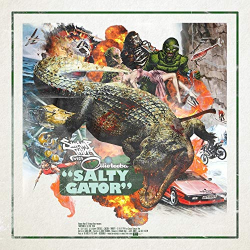Salty Gator [Disco de Vinil]