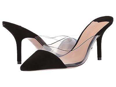 Tony Bianco Evon (Black Suede) High Heels