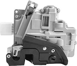 Exerock Front Right 4F1837016, F1837016, 4F1837016A, 4F1-837-016, 8E18370156AA, 8E1 837 015 6AA, DLM0062 Door Lock Latch Actuator for Audi A3 A6 C6 S6 RS6 A8 R8 S8(7 Pins)
