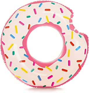 Intex Inflatable Donut Tube, Multi-Colour, 56265