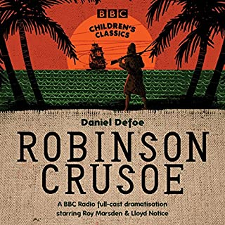 Robinson Crusoe (BBC Children's Classics) cover art