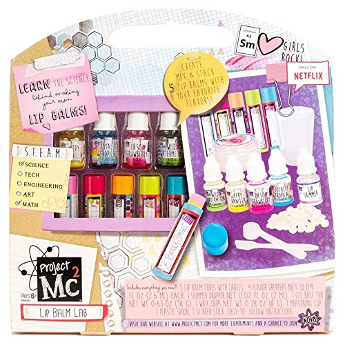 Project Mc2 Create Your Own Lip Balm Lab Kit Supplier_mobileoutlet1