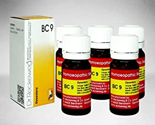 Dr.Reckeweg Germany Biochemic Combination Tablet Bc 09 Pack of 5