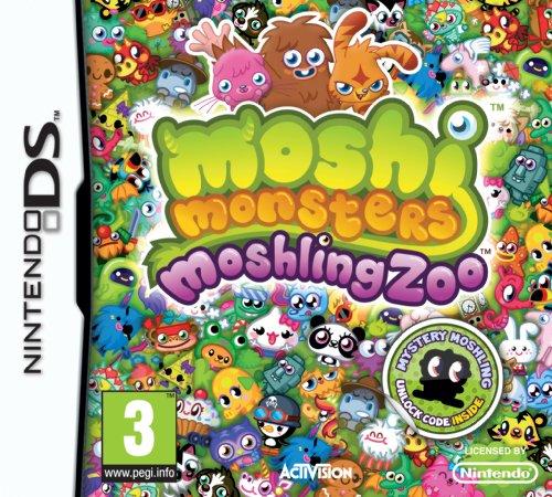 Moshi Monsters: Moshling Zoo [Edizione: Regno Unito]