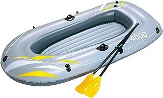 comprar comparacion BESTWAY 61107 - Barca Hinchable Hydro-Force RX-4000 Raft Set Con Remos y Bomba