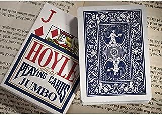 Hoyle Jumbo Index Playing Cards - 1 Sealed Blue Deck