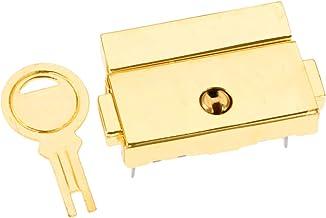 SSB-DAKOU, 1 st 33 * 25mm sieraden borst gift wijn houten kist geval Toggle Latch koffer Haspe lederen handtas sluiting sl...