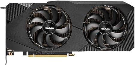 ASUS GeForce RTX 2080 Super Overclocked 8G GDDR6 Dual-Fan EVO V2 Edition VR Ready HDMI DisplayPort 1.4 Graphics Card (DUAL...