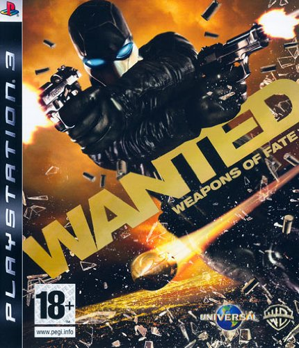 WANTED: WEAPON OF FATE PS3