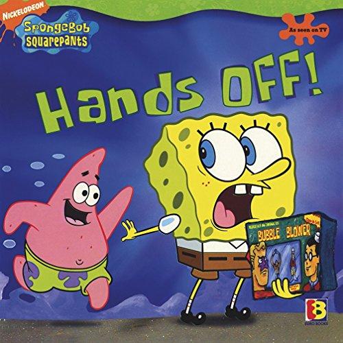 Hand Off! Sponge Bob Hose, quadratisch