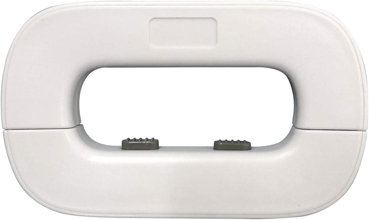 Avalita Cerradura de puerta de seguridad para ni/ños,Cerradura de refrigerador multiusos para nevera congelador armario de seguridad para el hogar