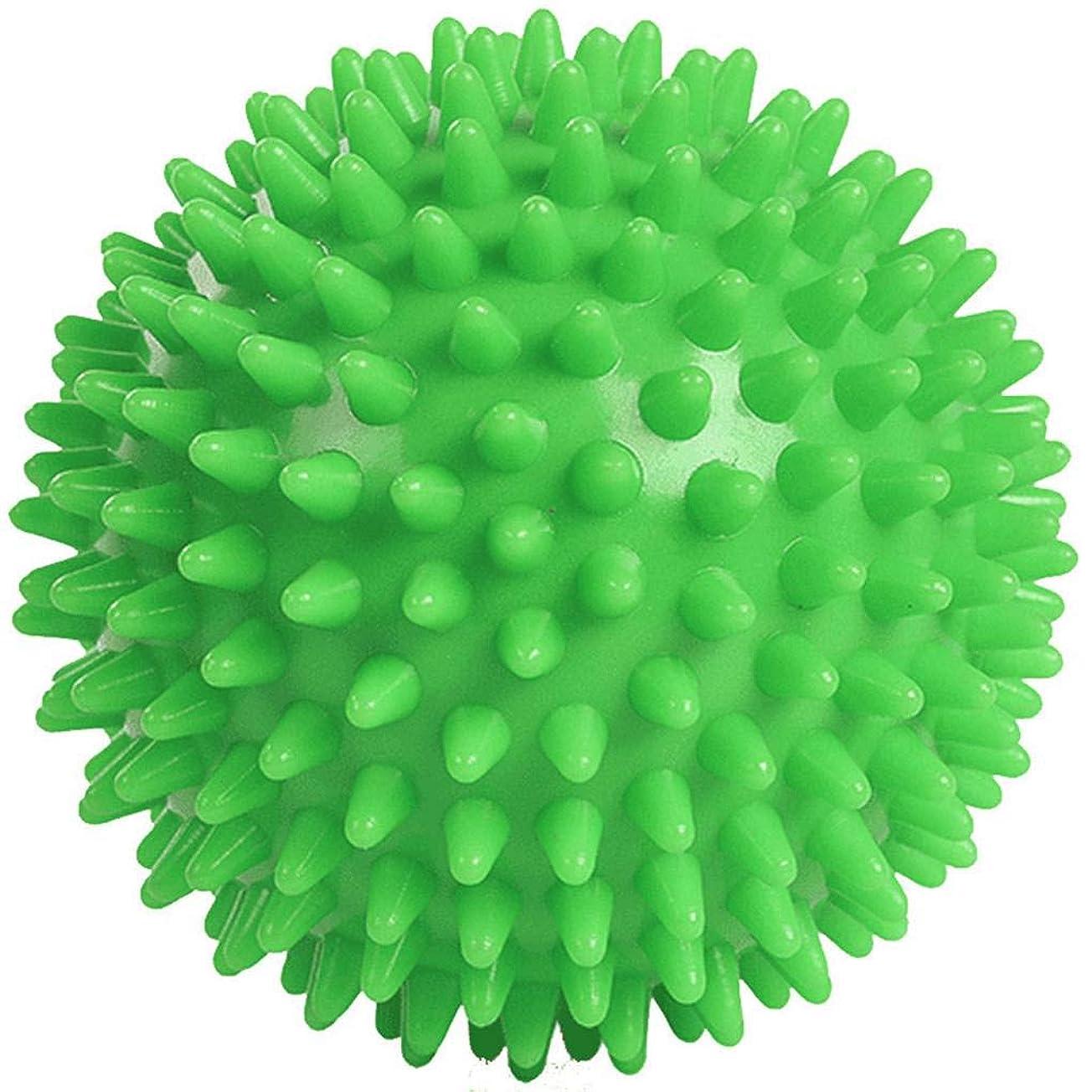 ファン共感する依存するArichops リフレックスボール 触覚ボール 足裏手 背中のマッサージボール リハビリ マッサージ用 血液循環促進 筋肉緊張 圧迫で解きほぐす 【正規品】