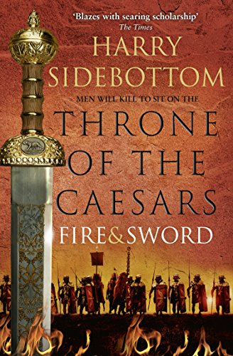 Fire and Sword (Throne of the Caesars, Book 3) (English Edition)