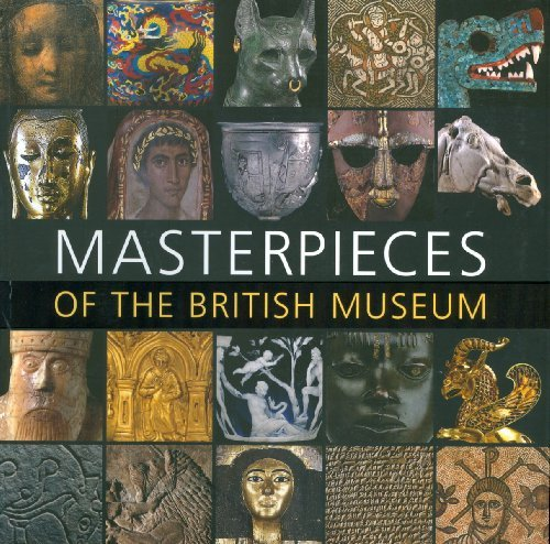 Masterpieces Of The British Museum By J. D. Hill (2009-12-31)