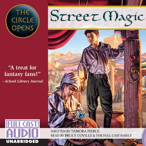 Street Magic audiobook cover art