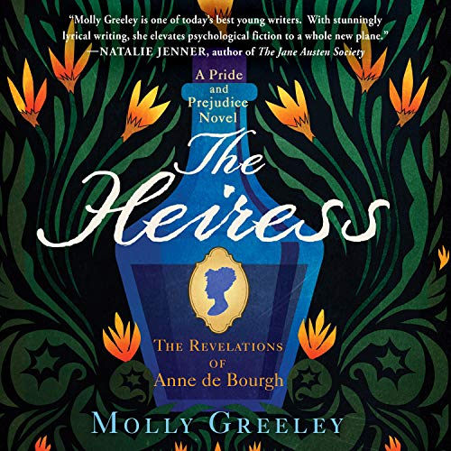 The Heiress Audiobook By Molly Greeley cover art