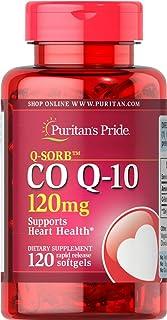 普丽普莱 Q-Sorb Co Q-10 120 mg-120粒软胶囊
