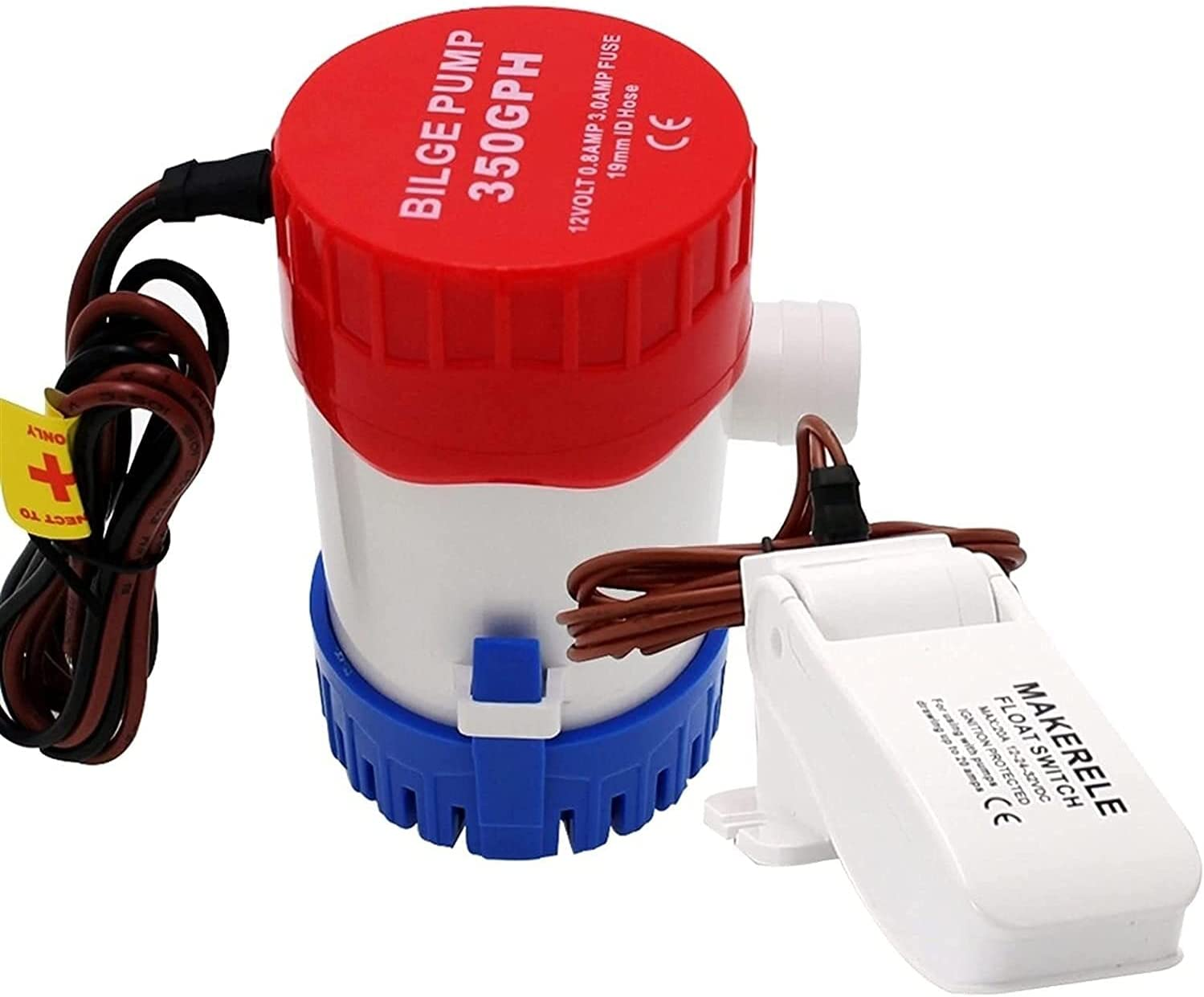 NEW before selling Great interest DAYDAY helper Automatic Submersible Small 35 24V Boat Bilge Pump