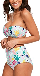 Womens Secret Garden Bikini Top