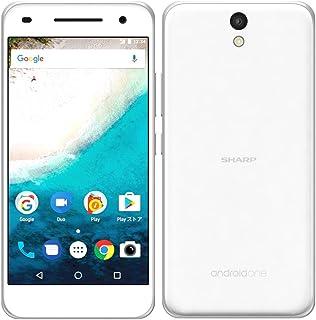Android One S1 ワイモバイル [ホワイト] 白ロム