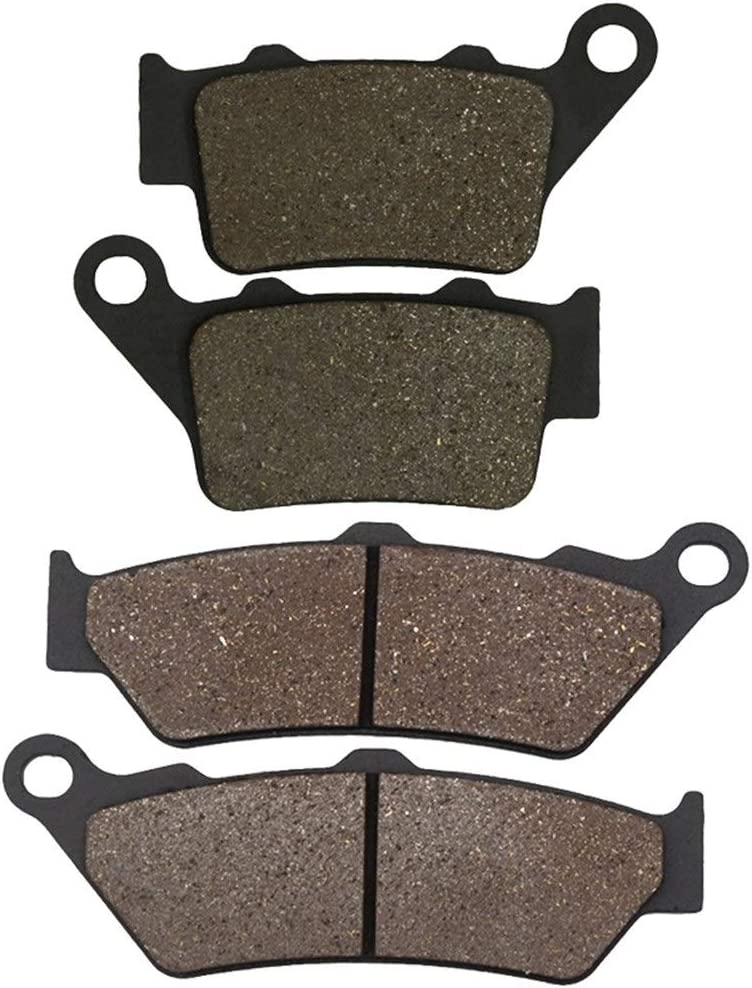 FLY MEN Perfect Replacement Motorcycle Outlet sale feature Omaha Mall Front K Pads Rear Brake