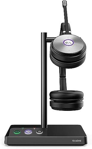 Yealink Wireless Dual Teams Headset - WH62-DUAL-TEAMS
