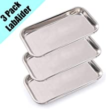 Best small stainless steel tray Reviews