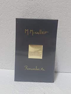 Micallef M. Remember Me Eau De Parfum, 100 ml