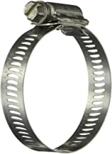 Breeze 63024H Marine Grade Power-Seal Stainless Steel Hose Clamp, Worm-Drive, SAE Size 24, 1-1/16
